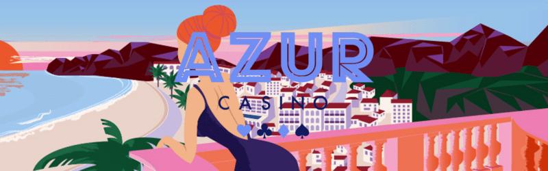 Bannière Azur Casino