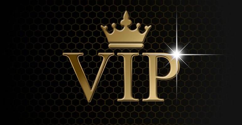 vip player at casino