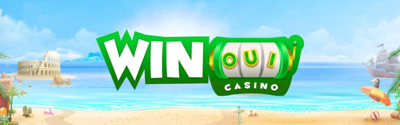 Bannière WinOui Casino