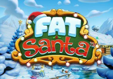 fat santa slot by push gaming logo