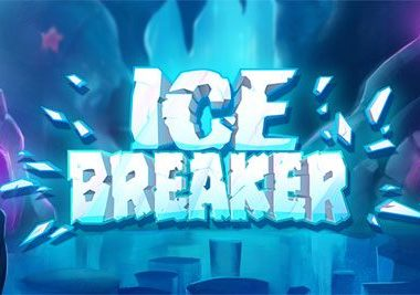 ice breaker slot logo