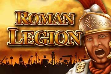 roman legion slot logo