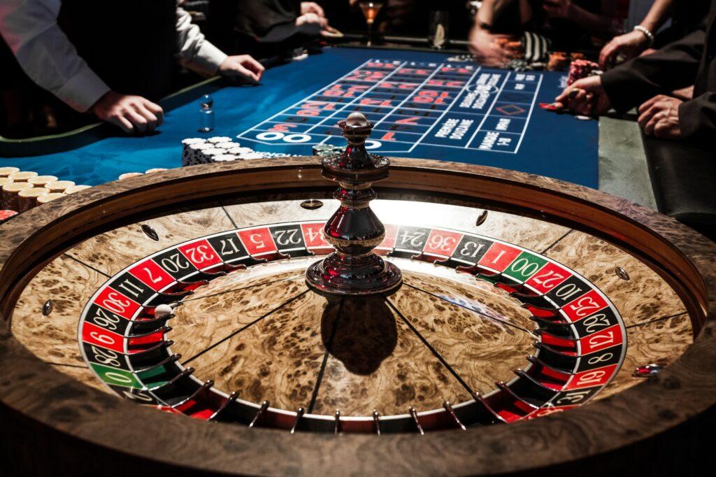 origine de la roulette en ligne