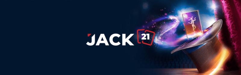 Bannière Casino Jack21
