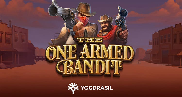 the one armed bandit cover