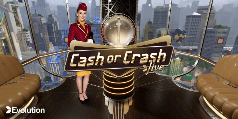 Cash Or Crash Nouveau Jeu