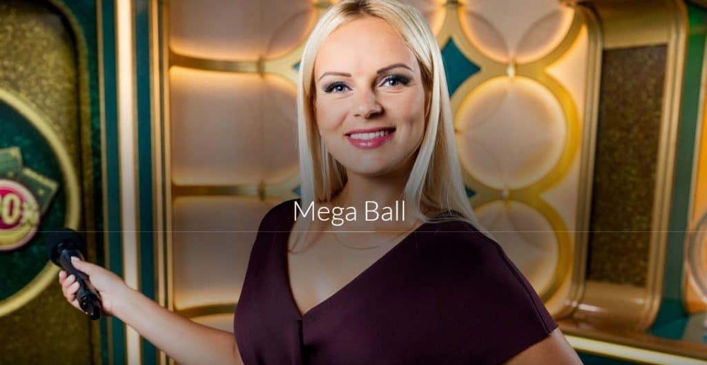 Mega ball live